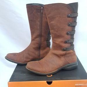 Merrell Captiva Copper Mountain Waterproof Boots